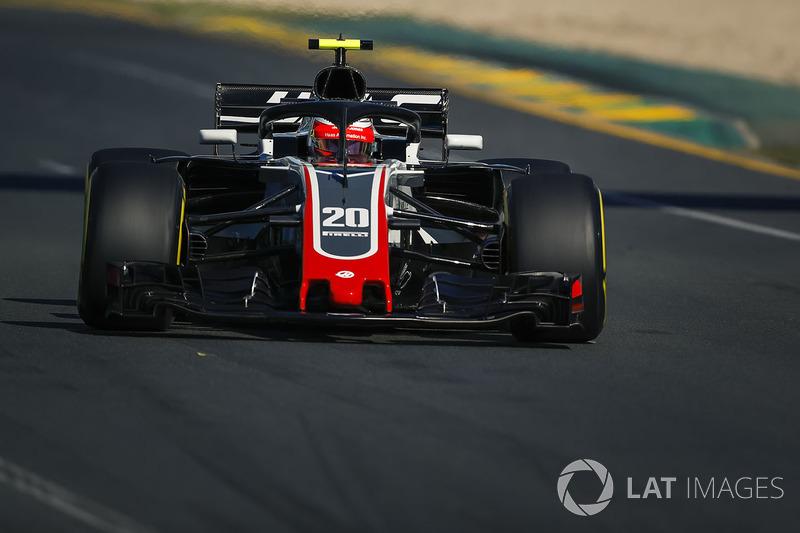 5. Кевин Магнуссен, Haas F1 Team VF-18