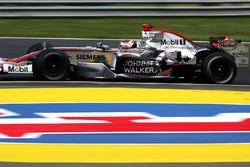 Кими Райкконен, McLaren Mercedes MP4/21