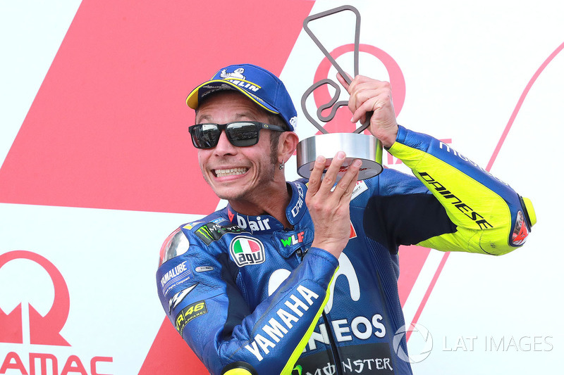 Sachsenring 2018 - No pasa del segundo lugar