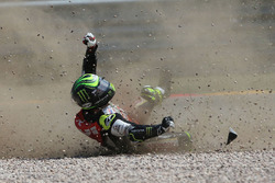 Crutchlow crash