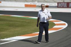 Nick Harris, MotoGP-commenator