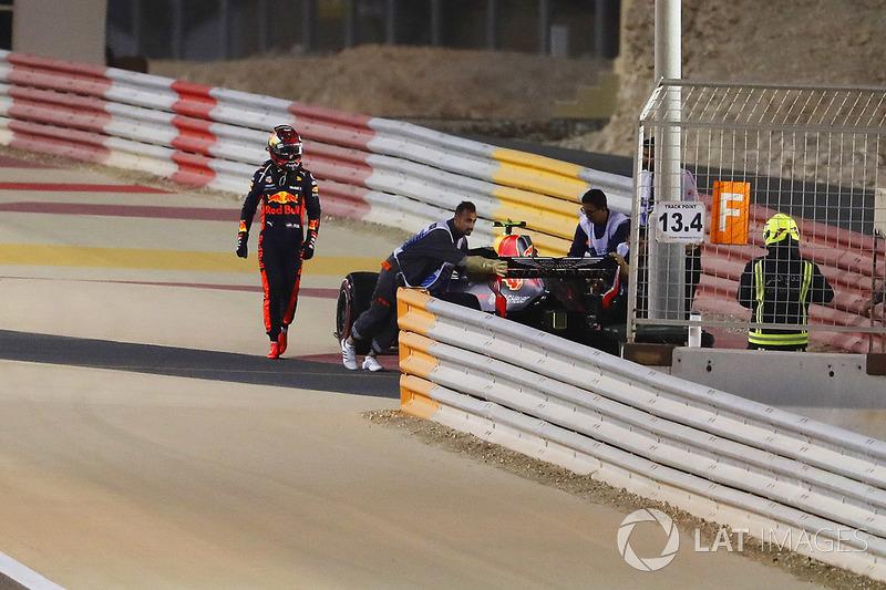 Bahreïn - Max Verstappen/Lewis Hamilton (carrera)