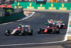 Simo Laaksonen, Campos Racing e Jake Hughes, ART Grand Prix