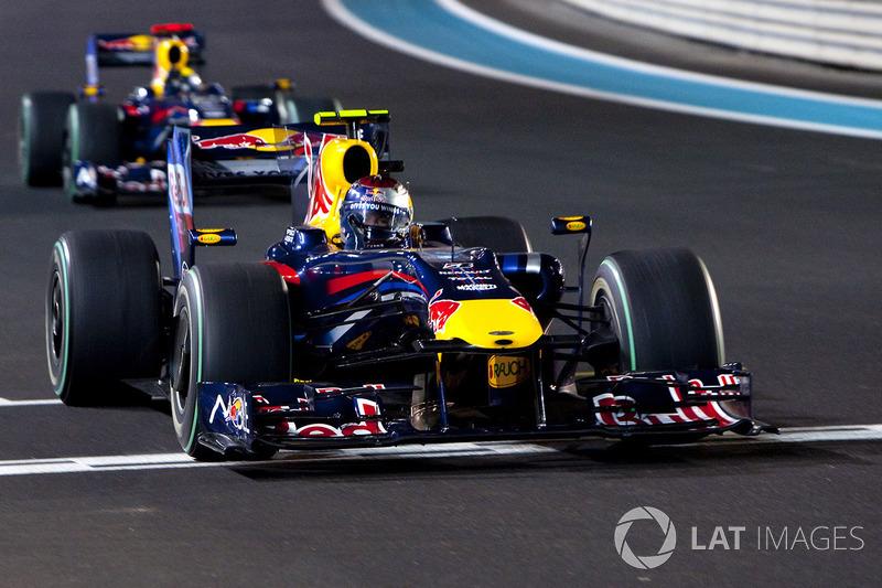 2009 : Red Bull RB5, à moteur Renault