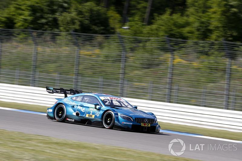Gary Paffett Mercedes-AMG Team HWA, Mercedes-AMG C63 DTM