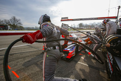 #6 Acura Team Penske Acura DPi, P: Dane Cameron, Juan Pablo Montoya