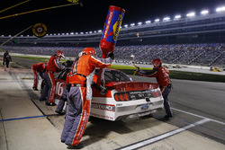 Ryan Reed, Roush Fenway Racing Ford pit stop