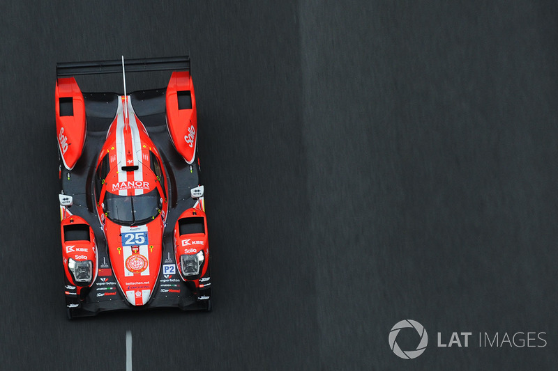 5. LMP2: #25 CEFC Manor TRS Team China, ORECA 07-Gibson