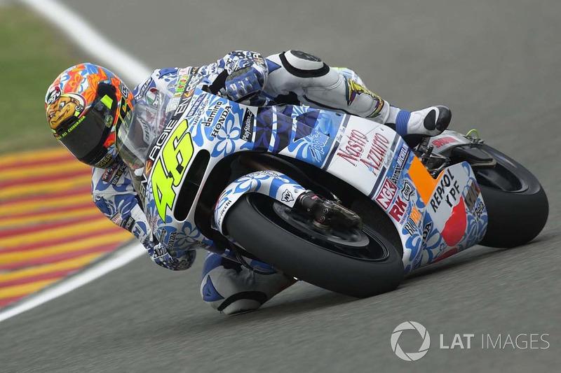 2001, GP da Itália
