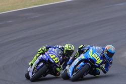 Andrea Iannone, Team Suzuki MotoGP, Valentino Rossi, Yamaha Factory Racing