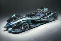 سيارة جاغوار ريسينغ للفورمولا إي