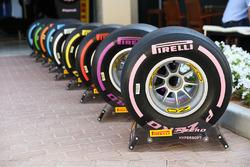 Шины Pirelli 2018 года