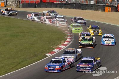 Pickup Truck Racing: Brands Hatch