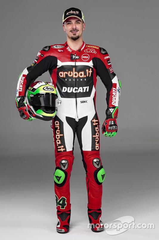 Davide Giugliano, Team Aruba.it