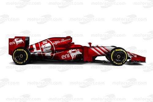 Livree storiche della F1