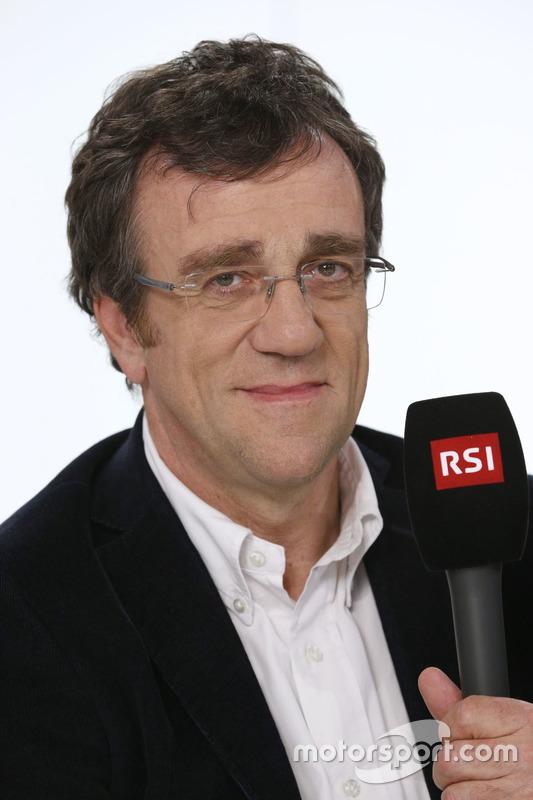 RSI, Roberto Gurian, telecronista F1