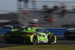 #61 GRT Grasser Racing Team Lamborghini Huracan GT3: Крістіан Енгельхарт, Рольф Інайхен