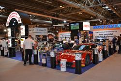 L'Autosport International Show floor