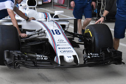 Williams FW40, front wing