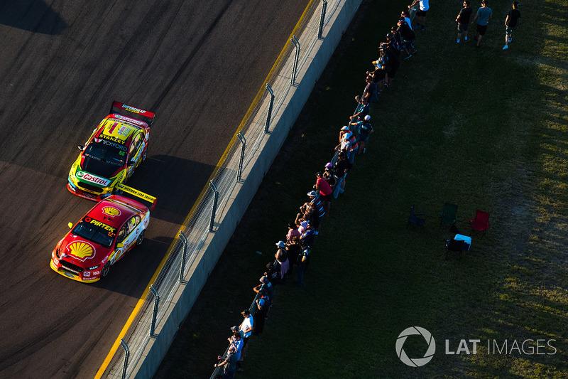 Fabian Coulthard, Team Penske Ford