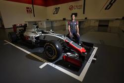 Arjun Maini, Haas F1 Team, Entwicklungsfahrer