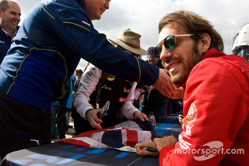 Jean-Éric Vergne, CEFC Manor TRS Racing