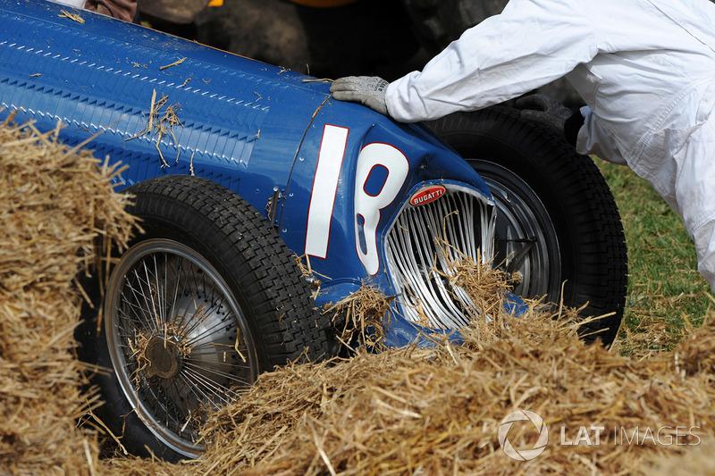 Том Дарк, Bugatti Type 59