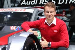 Nico Müller, Audi RS5 DTM, Geneva Motor Show