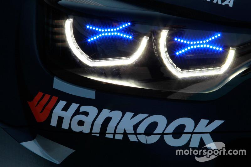 Деталі спереду, BMW M4 DTM