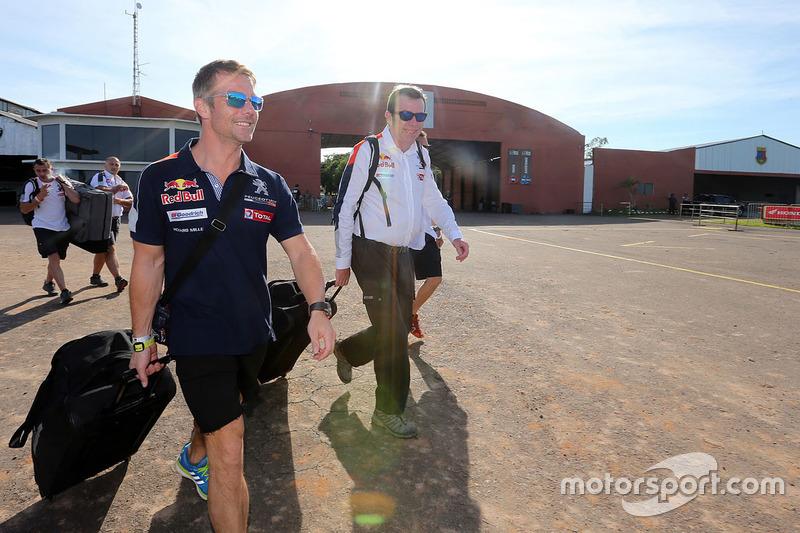 Sébastien Loeb, Peugeot Sport, Bruno Famin, director deportivo Peugeot Sport