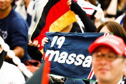 Felipe Massa, Williams taraftarı