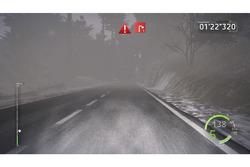 『WRC 6』プレイ画面