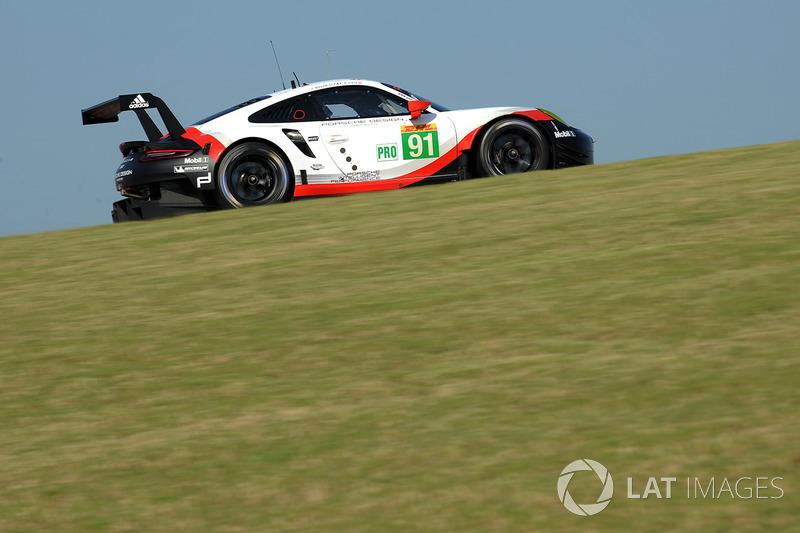 6. GTE-Pro: #91 Porsche Team, Porsche 911 RSR