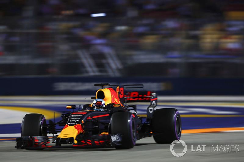 В Red Bull напомнили Даниэлю о самом важном