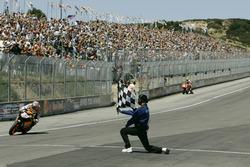 Sieg für Nicky Hayden, Repsol Honda Team