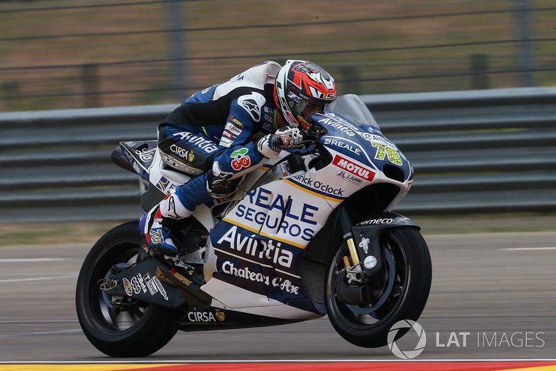 Лоріс Баз, Avintia Racing