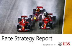 UBS Singapur GP Yarış Raporu