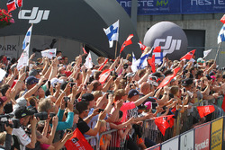 Rally Finland fans