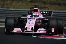Lucas Auer, Force India VJM10