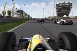 Classic Williams at Bahrain