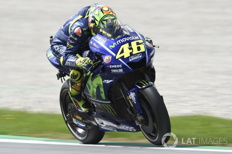 4. Валентино Россі, Yamaha Factory Racing - 141 очко