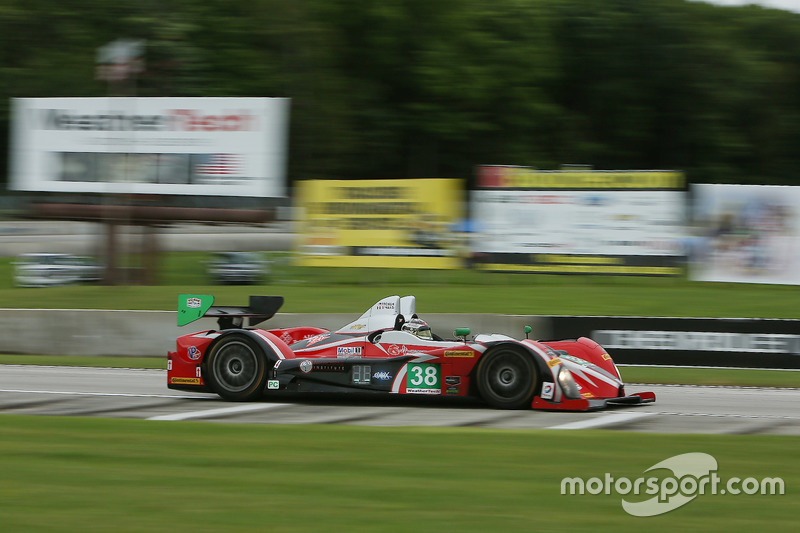 #38 Performance Tech Motorsports ORECA FLM09: Джеймс Френч, Пато О'Уорд