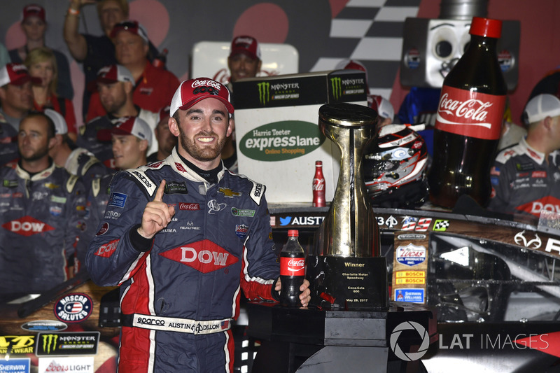 Charlotte (North Carolina): Austin Dillon (Childress-Chevrolet)