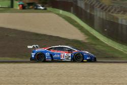 Lamborghini Huracan-S.GT3 #12, Ombra Racing: Beretta Frassineti