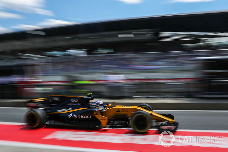 16. Джоліон Палмер, Renault Sport F1 Team RS17