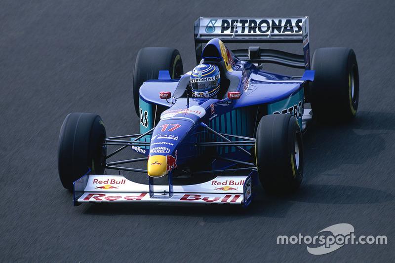 #17 : Norberto Fontana, Sauber C16