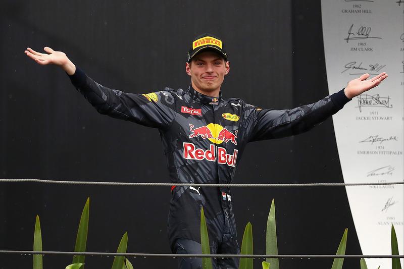7. 2016, Grand Prix van Brazilië (derde)