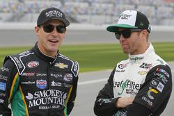 Daniel Hemric, Chevrolet and Blake Koch, Chevrolet