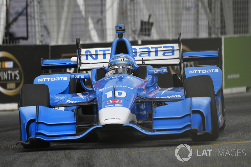 Tony Kanaan, Chip Ganassi Racing Honda