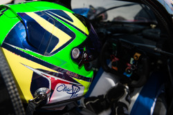 #60 Michael Shank Racing with Curb/Agajanian Ligier JS P2 Honda: Olivier Pla